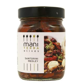 santorini medley olives capers sun dried tomatoes