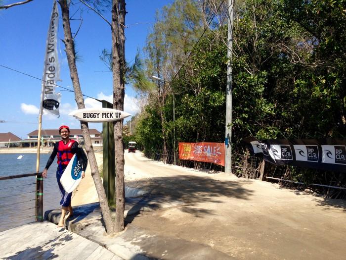 Photo courtesy of Bali Wake Park.
