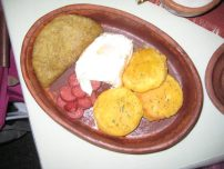 Challenge: Dietary restrictions. Discovery: Have you ever tried eating gluten free abroad? I managed to do so for 2 weeks and discovered one of my favorite meals - llapingachos!