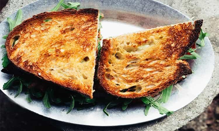 Pan tosti