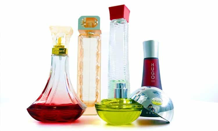 5 favoriete parfums