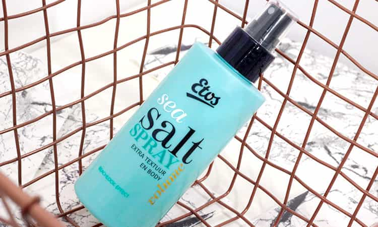 Etos Hair Oil, Hair Serum, Sea Saltspray & Gelspray