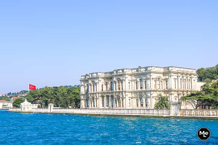 Bezienswaardigheden in Istanbul - Beyerly Paleis
