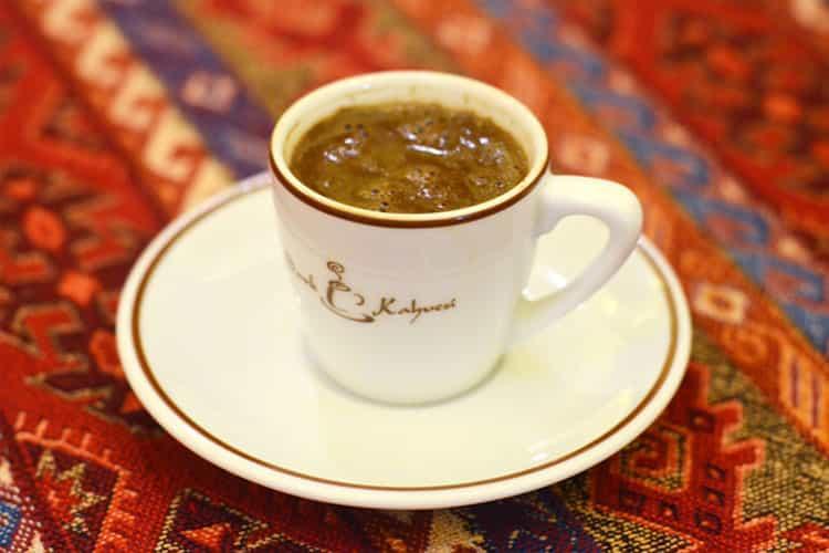 Turkse koffie is niet zomaar koffie