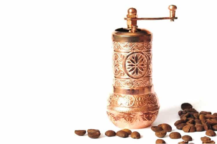 hoe maak je Turkse koffie