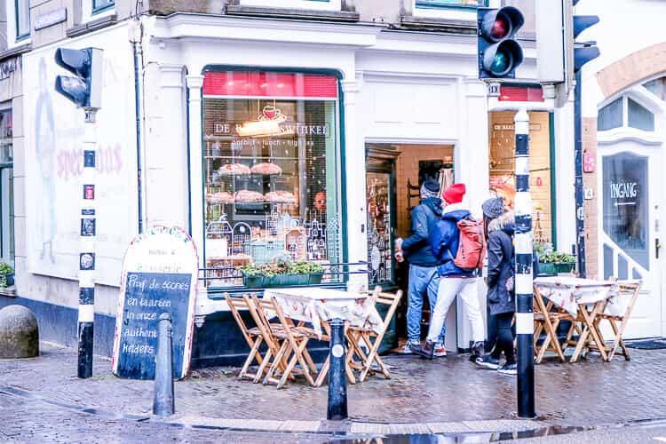Hotspot - de bakkerswinkel voor aangezicht