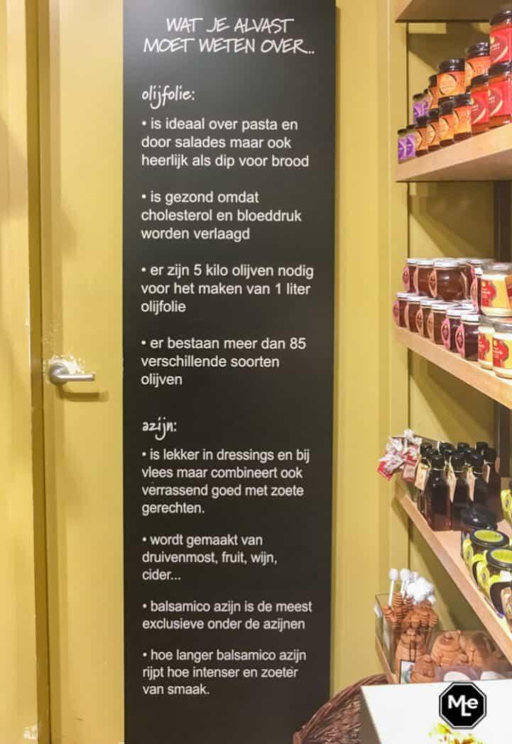 Hotspot Oil & Vinegar