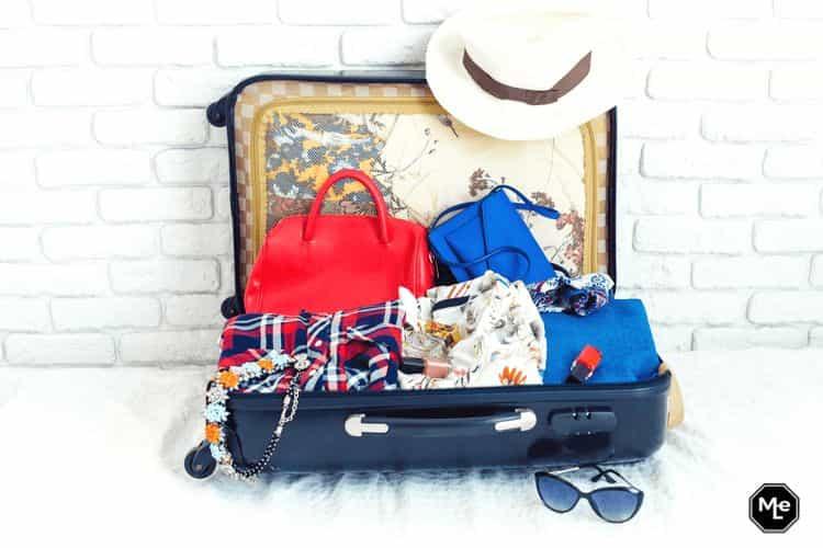 Ruimte besparen bij het inpakken van je koffer