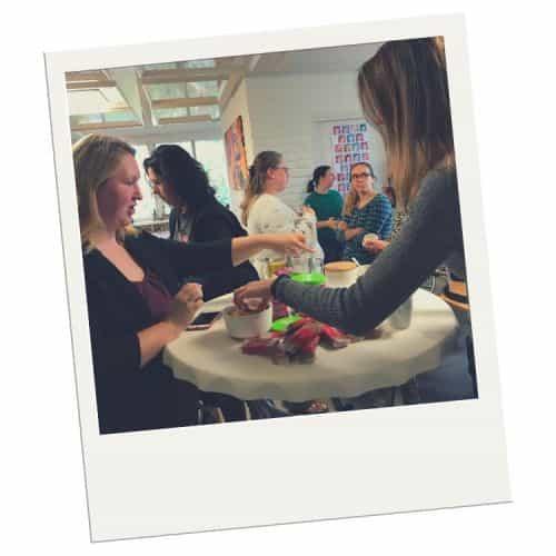 Yoast blog event -Borrelen