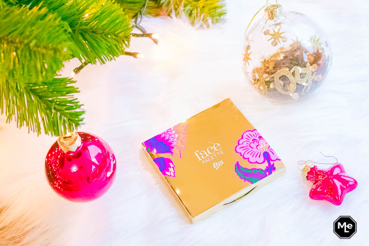 Etos Limited Edition Christmas Face Palette verpakking