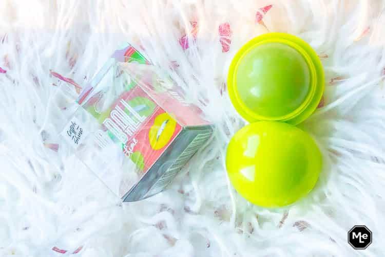 Kruidvat Catch & Shine Lip Ball - Lime