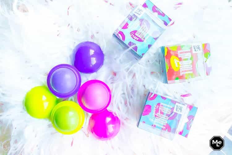 Kruidvat Catch & Shine Lip Balls- Verpakking
