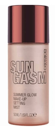 Catrice Sungasm - Summer Glow Make-up Setting Mist
