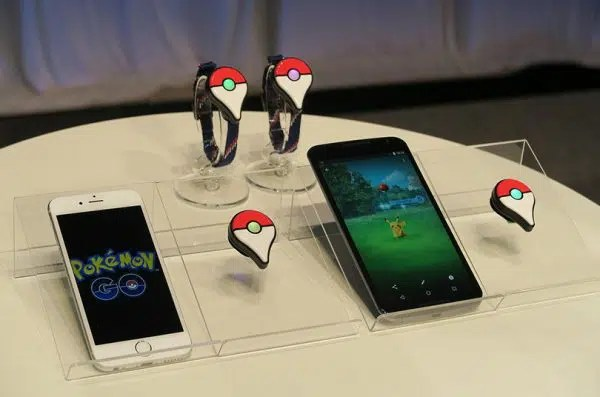 Pokemon Go ve Pokemon Go Plus