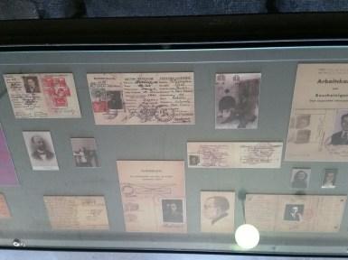 Personal belongings of prisioners