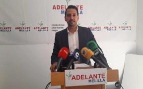 Amin Azmani Adelante Melilla