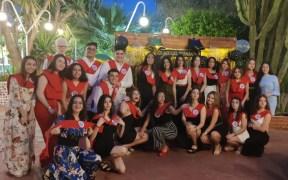 Termina en Melilla al fina el curso escolar de la pandemia, con las fiestas y entregas de orlas a los alumnos que acaban ciclo