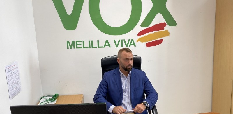 Javier da Costa VOX