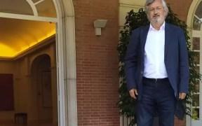 López Belmonte, en el homenaje a la comunidad educativa