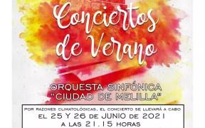 """Orquesta Sinfónica """"Ciudad de Melilla"""""""