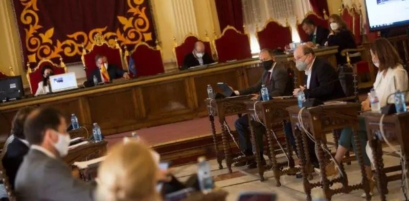 Pleno Melilla