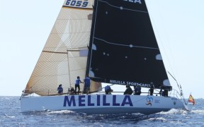 El 'Ciudad de Melilla Sport Capital se las verá con algunas de las mejores tripulaciones andaluzas