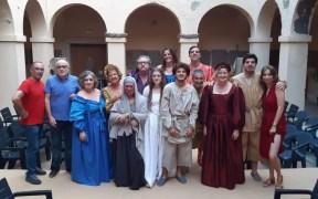 'La Celestina' finaliza con gran éxito su paso por el V Festival de Teatro del Hospital del Rey