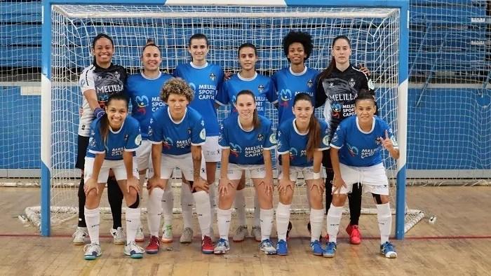Melilla Sport Capital Torreblanca F.S