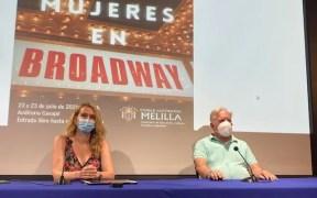 Treviño y Armando presentan Mujeres en Broadway