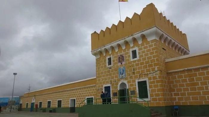 Centro de menores La Purísima de Melilla