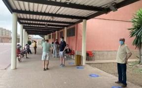 Repesca COVID Melilla