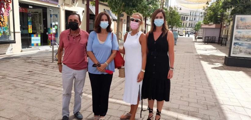 Comercio local en Melilla