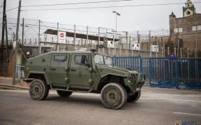 Frontera de Melilla con Marruecos