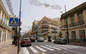 Luces fiestas patronales de Melilla