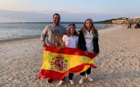 Tres melillenses que formaron parte del combinado nacional