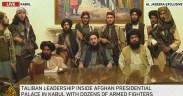 Talibanes en Melilla
