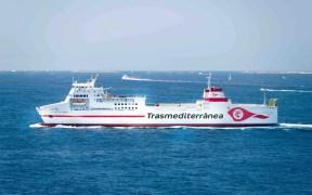 Armas Trasmediterránea buque