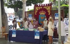 Celebración del día mundial del Alzheimer