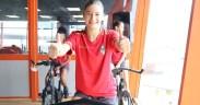 Nerea, jugadora del filial se ha convertido en una habitual en las sesiones del primer equipo