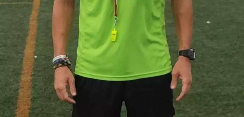 Juanjo Garcés, entrenador del MSCRusadir
