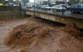 Inundación melilla