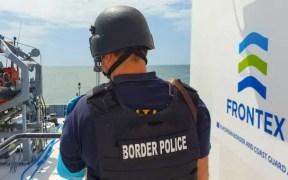 Guardia de Frontex