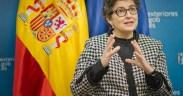 exministra de Asuntos Exteriores Arancha González Laya