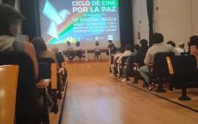 El Ciclo de Cine por la Paz se celebró en la UNED