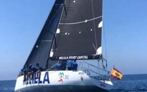 Embarcación Ciudad de Melilla Sport Capital