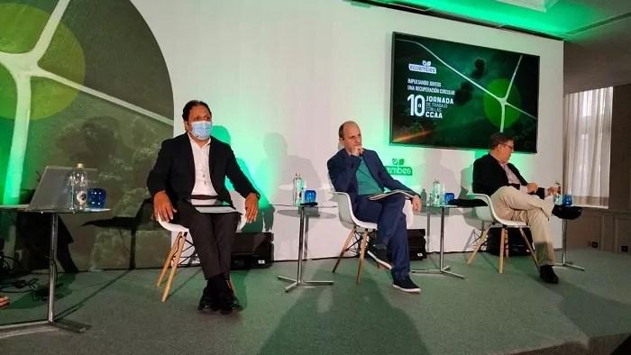Hassan Mohatar, en la Jornada de Trabajo con las CC.AA., que se celebró ayer en Madrid