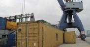 puerto de mercancías
