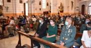 Honores a la Virgen del Pilar
