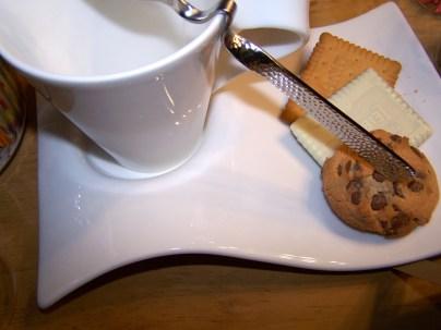 Latte Macchiato darf nicht fehlen