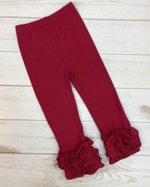 Melina & Me - Icing Pants - Red